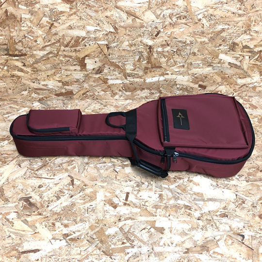 NAZCA Protect Case CL/OO Burgundy ナスカ サブ画像1