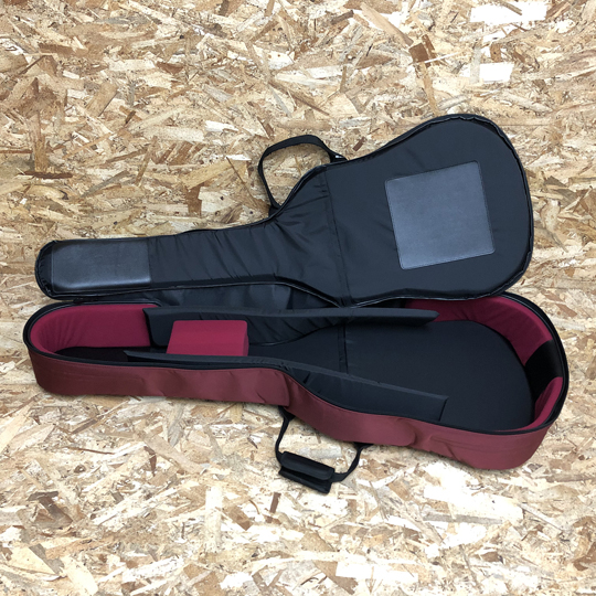 NAZCA Protect Case CL/OO Burgundy ナスカ サブ画像2