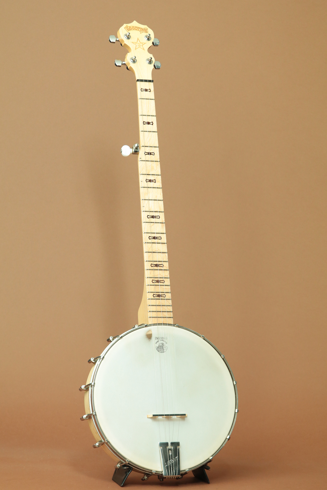 Good Time Open Back Banjo