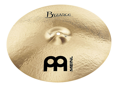 "【新品30%OFF!!】BYZANCE BRILLIANT 19"" Medium Thin Crash"