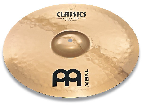 "【新品30%OFF】CC16PC-B Classics Custom 16"" Powerful Crash"