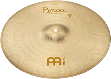 【新品特価30%OFF!】Byzance Vintage / Benny Greb Signature Sand Thin Crash 18""