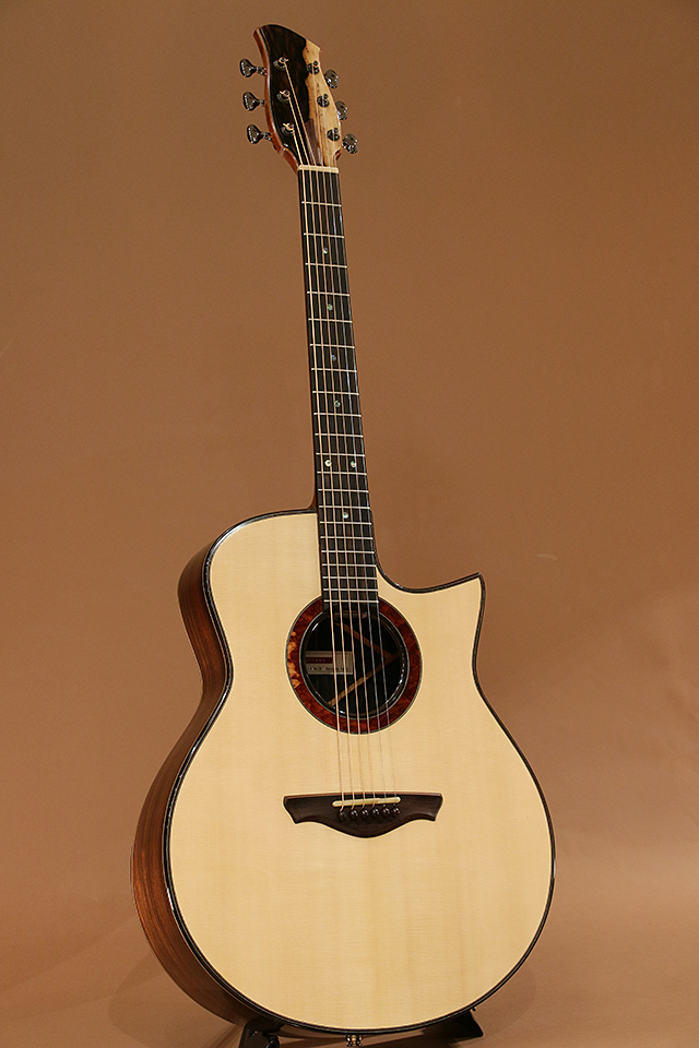 SJ-cw Indian Rosewood