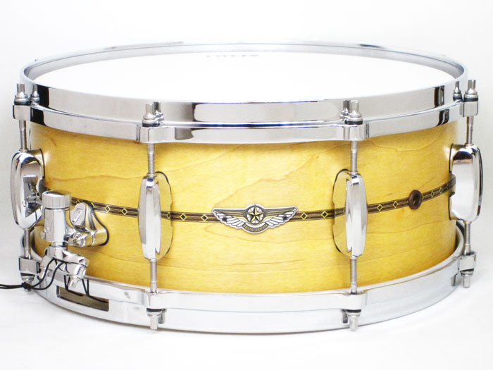 TLM146S OMP Star Solid Maple / Natural Maple