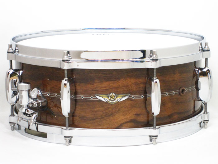 TBS1455SL STAR Bubinga Natural Indian Laurel