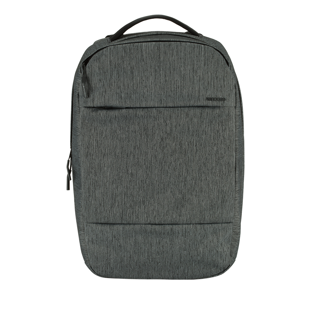 【国内正規品】City Compact Backpack Heather Black Gunmetal Gray CL55571