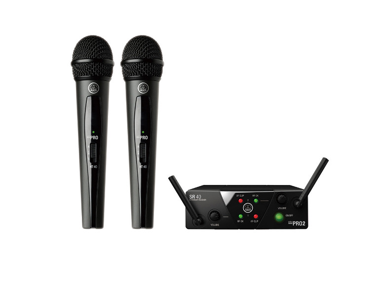 WMS40 PRO MINI2 VOCAL SET DUAL【送料無料!】