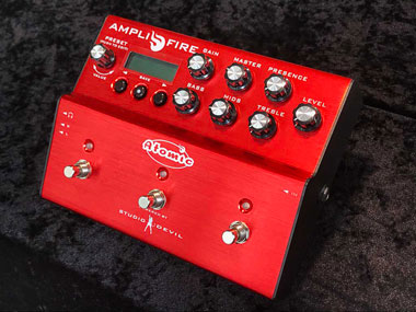AMPLIFIRE PEDAL