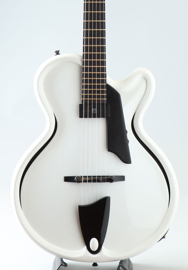 MB White Arch Top