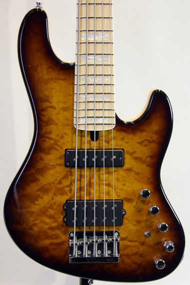 JABBA 5st CUSTOM 3A Quilted Maple ~Nordy Combination~【試奏動画有り】
