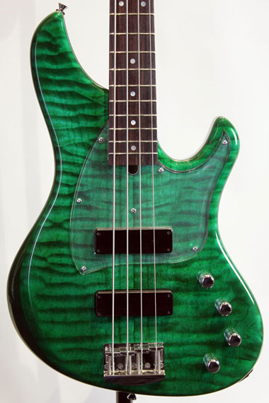 Ove BASS SIDE Custom ST-Green【試奏動画有り】