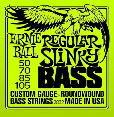 REGULAR SLINKY BASS 2832
