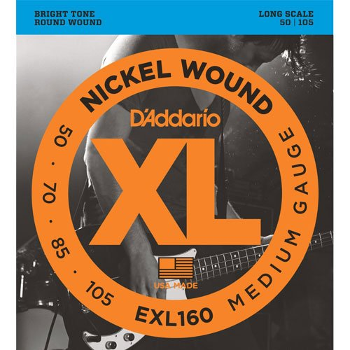 EXL160TP [Nickel Wound 50-105] 2セットパック