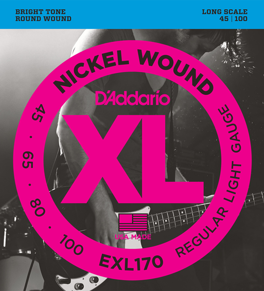 EXL170 [Nickel Wound 45-100]