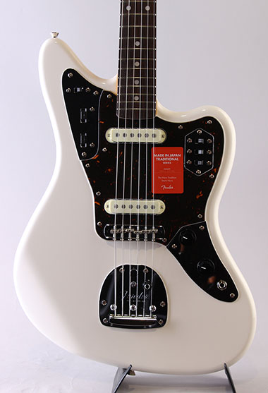 Made In Japan Traditional 60s Jaguar/Arktic White