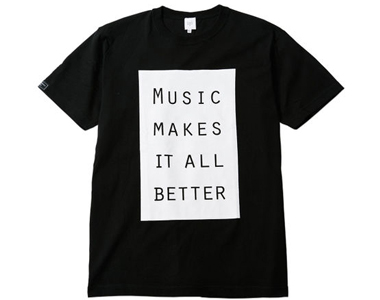 【ステッカー付き】MMIB BOX LOGO T-shirt / 6.2oz BLK