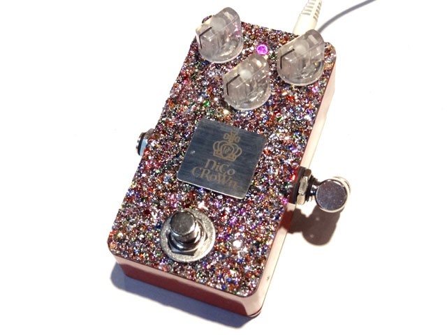NICO CROWN SPANGLE OVERDRIVE -Pink Ruby- ニコクラウン