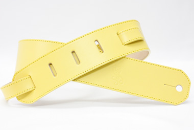 Martin Type Strap【Cutie Yellow】
