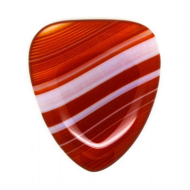 Agate Tones Red Banded Agate (1枚入り)
