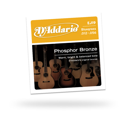 EJ19 Phosphor Bronze Bluegrass