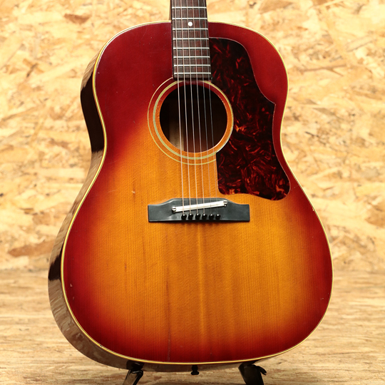 J-45 Cherry Sunburst