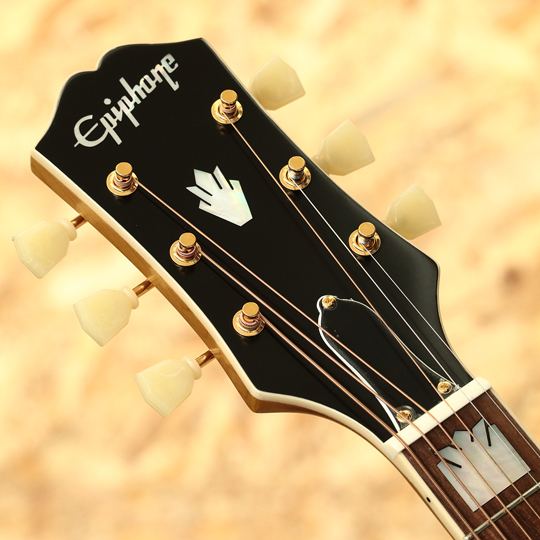 Epiphone Masterbilt Inspired by Gibson J-200 Aged Natural Antique Gloss【送料無料対象商品!!】 エピフォン サブ画像7