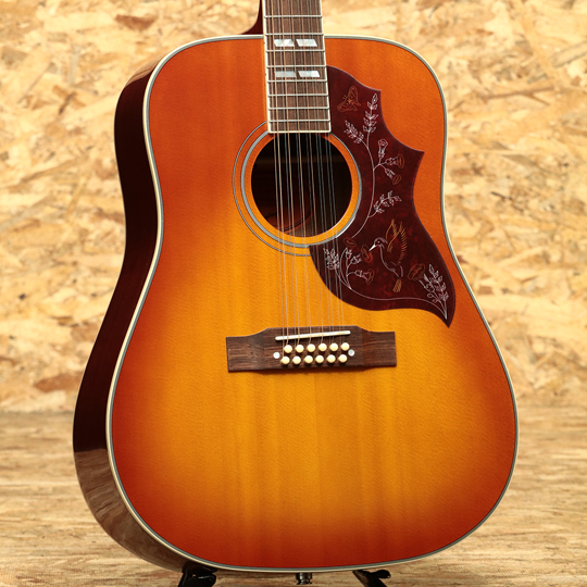 Masterbilt Inspired by Gibson HummingBird 12Strings Aged Cherry Sunburst  送料無料対象商品!!