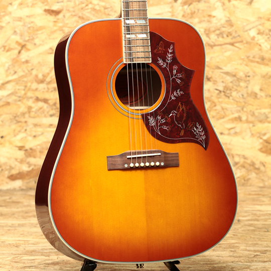 Masterbilt Inspired by Gibson HummingBird Aged Cherry Sunburst Gloss【送料無料】