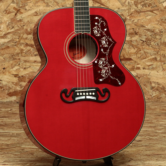Orianthi SJ-200 Acoustic in Cherry