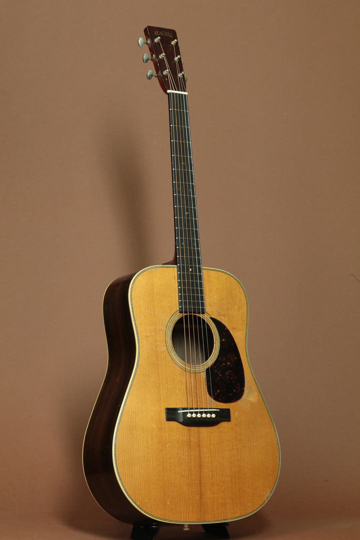 SEAGULL by M.Shiozaki SD-60 1937 Aged TA/IR/A03 Indian Rosewood シーガル・バイ・エムシオザキ