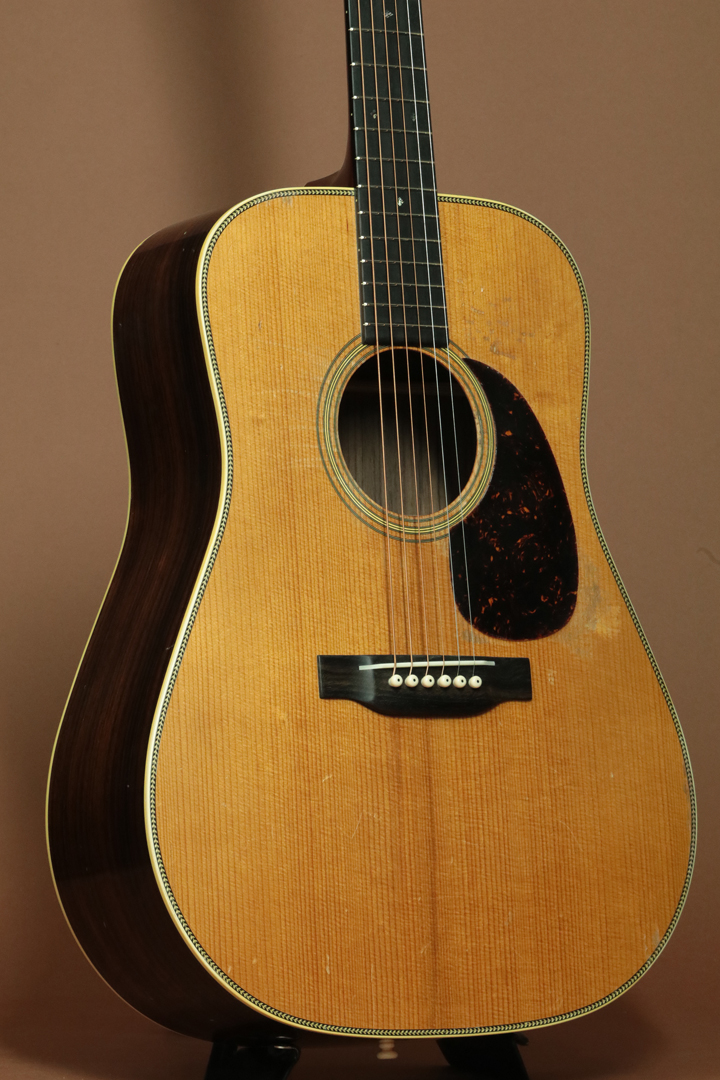 SEAGULL by M.Shiozaki SD-60 1937 Aged TA/IR/A03 Indian Rosewood シーガル・バイ・エムシオザキ サブ画像1