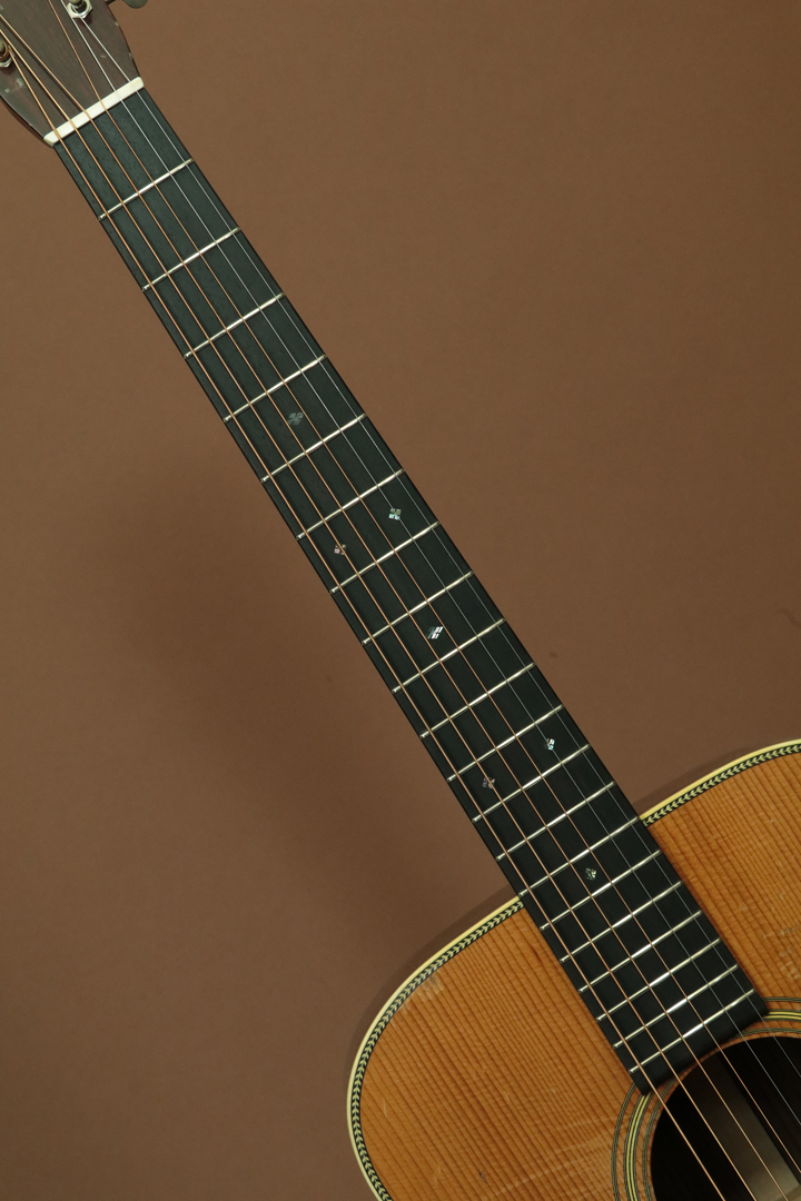 SEAGULL by M.Shiozaki SD-60 1937 Aged TA/IR/A03 Indian Rosewood シーガル・バイ・エムシオザキ サブ画像5