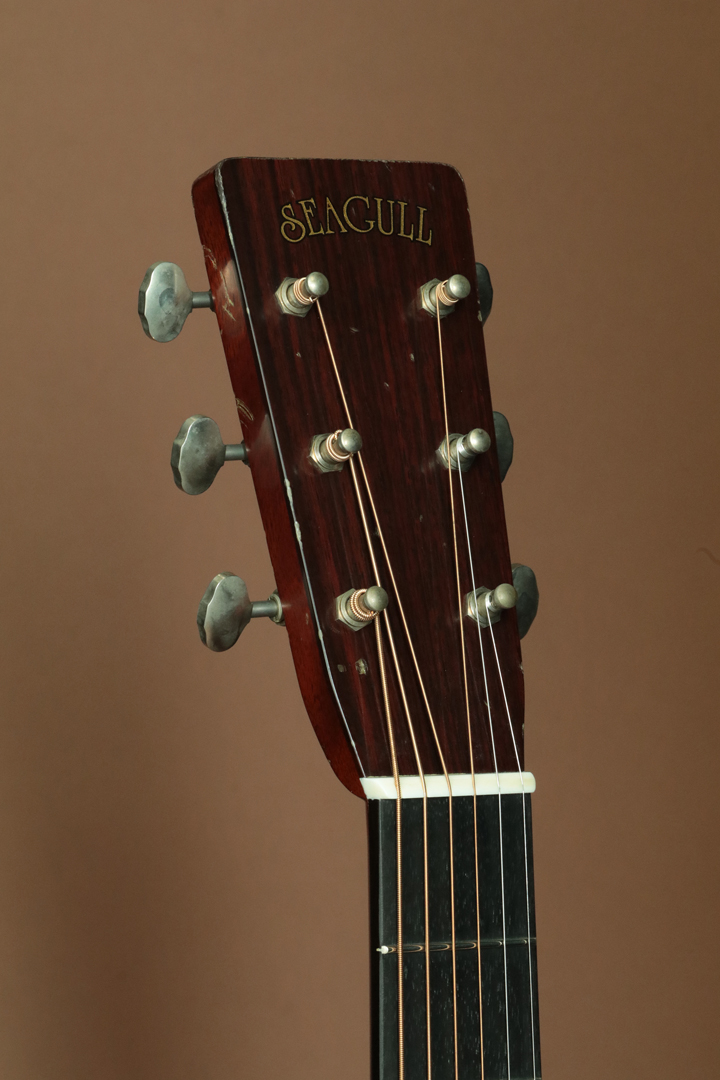 SEAGULL by M.Shiozaki SD-60 1937 Aged TA/IR/A03 Indian Rosewood シーガル・バイ・エムシオザキ サブ画像7