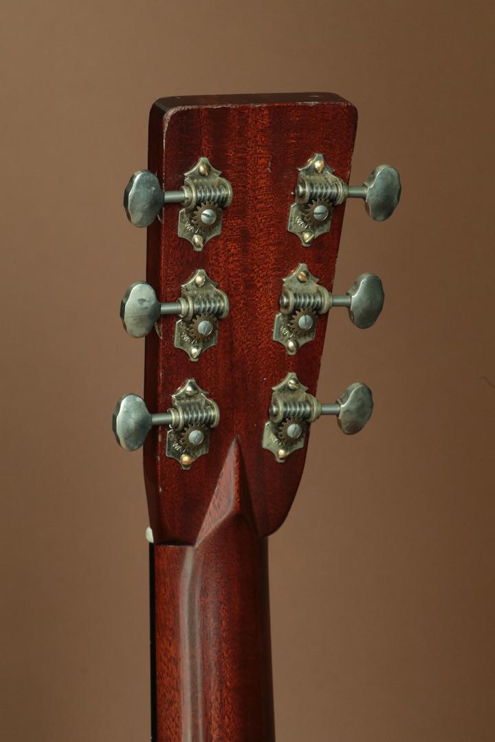 SEAGULL by M.Shiozaki SD-60 1937 Aged TA/IR/A03 Indian Rosewood シーガル・バイ・エムシオザキ サブ画像8