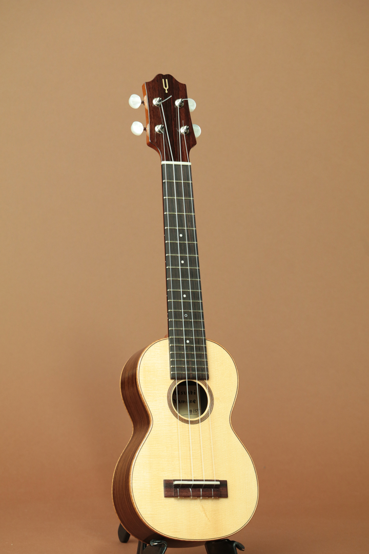 Spruce × Rosewood Soprano Long Neck